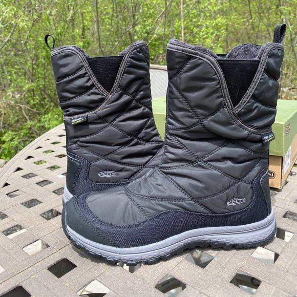 KEEN TERRADORA PULL ON 8 Women's Outdoor Boot NEW